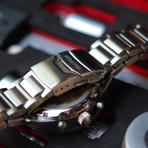 Straton Classic Driver Chronograph Quartz // Version F