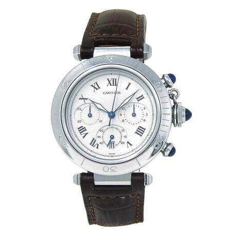 Cartier Pasha Chronograph Quartz // 1050 // Pre-Owned