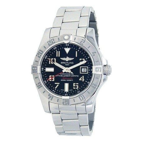 Breitling Avenger II GMT Automatic // A32390 // Pre-Owned