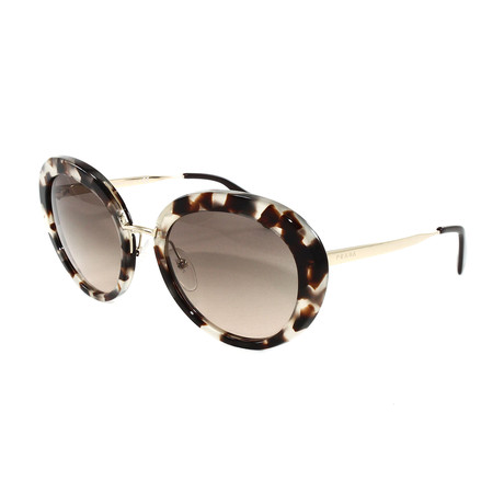 Women's PR16QS Sunglasses // Brown Gradient