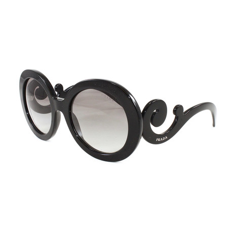 Women's PR27NS Sunglasses // Gray Gradient