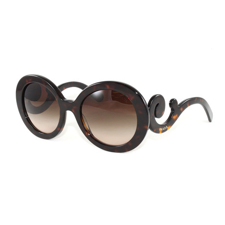 Women's PR27NS Sunglasses // Brown Gradient