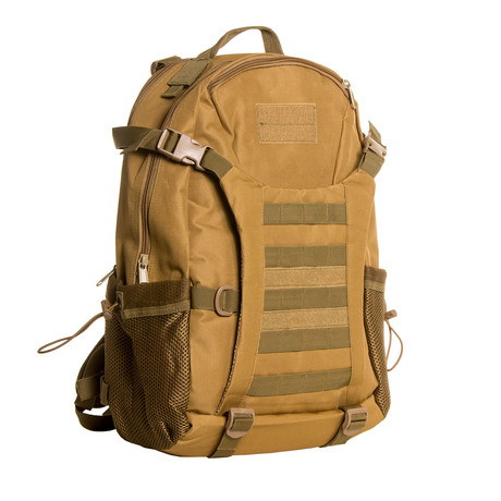 Something Basic Backpack // Khaki