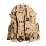 Something Spacious Backpack // Desert Digital