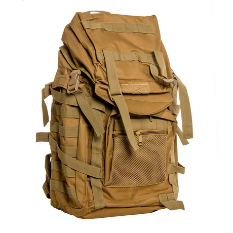 Something Oversized Backpack // Khaki