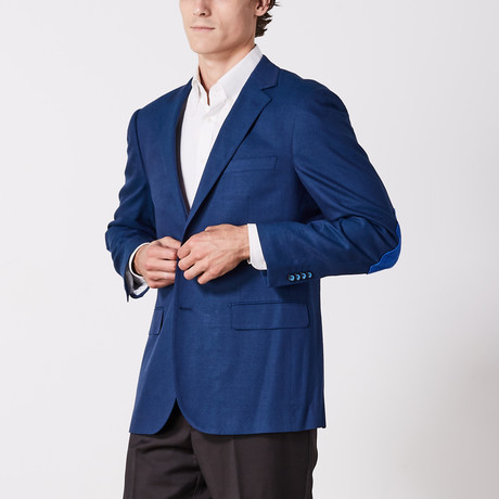 Paolo Lercara // Sport Jacket // Blue Electricity (US: 36S)