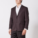 Paolo Lercara // Sport Jacket // Blue Microbox (US: 36S)