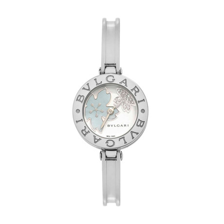 Bulgari Ladies B Zero 1 Quartz // BZ22FDSS.M // Store Display