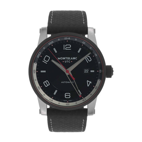 Montblanc Timewalker GMT Automatic // 115080 // Store Display