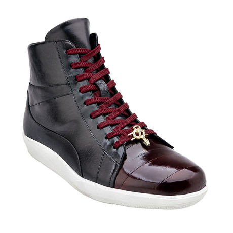 Vitale // Burgundy + Black (US: 8)
