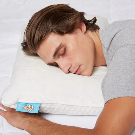 CoCo Pillow // King (Medium Firm)