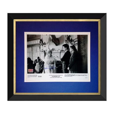 Tom Hanks, Shelley Long, + Maureen Stapleton // Autographed Photo Display