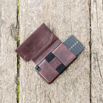 Parliament Wallet 3.0 // Classic Brown