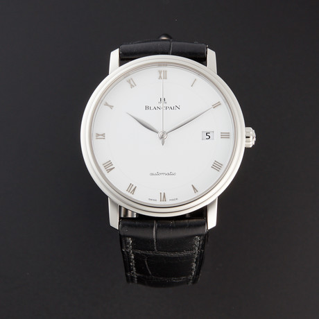 Blancpain Villeret Ultra Slim Automatic // 6223-1127-55B // New