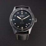 Blancpain 50 Fathoms Bathyscaphe Automatic // 5000-0130-52A // New
