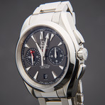 Omega Seamaster Aqua Terra GMT Chronograph Automatic // 231.10.13.52.03.001 // New