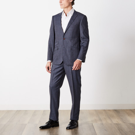 Slim Fit Suit // Cashmere (US: 36S)