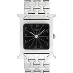Hermès H Watch Quartz // HH1.710 // Pre-Owned