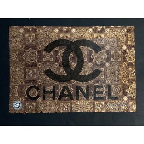Chanel Logo // Vintage Wallpaper