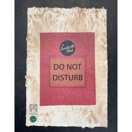 Beverly Hills Hotel // Do Not Disturb