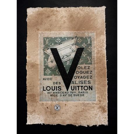 Louis Vuitton Paris (White)