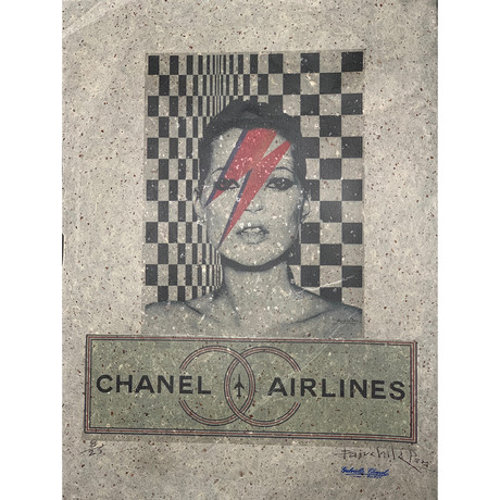 Chanel Airlines Kate Moss (Simple)