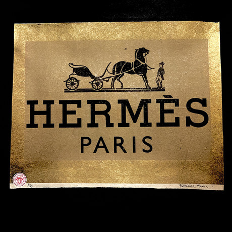 Hermes Paris // Print