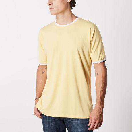 Madison Batwing Short Sleeve Lounge Shirt // Sunday (S)