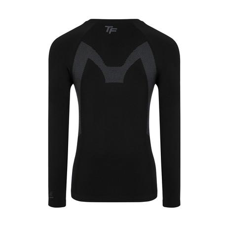Tobey Undergarment Top // Black (S-M)