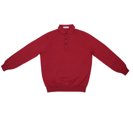 Edd Cashmere Sweater // Red (Euro: 46)