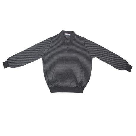 Klaus Sweater // Gray (Euro: 46)