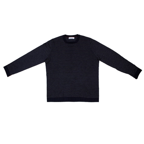 Hermann Sweater // Navy (Euro: 46)