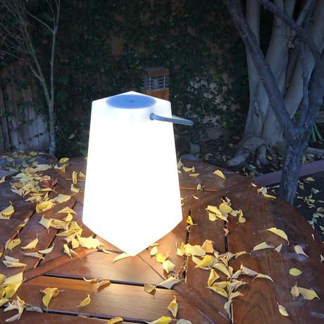 Boheme Lantern // Clear (Small)