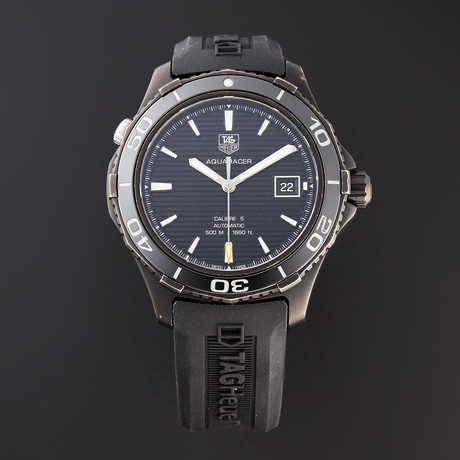 Tag Heuer Aquaracer 500 Automatic // WAK2180.FT6027 // Pre-Owned