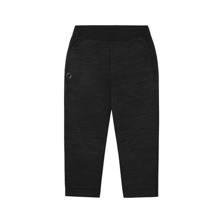 Namoustache 3/4 Length Yoga Pants // Black (S)