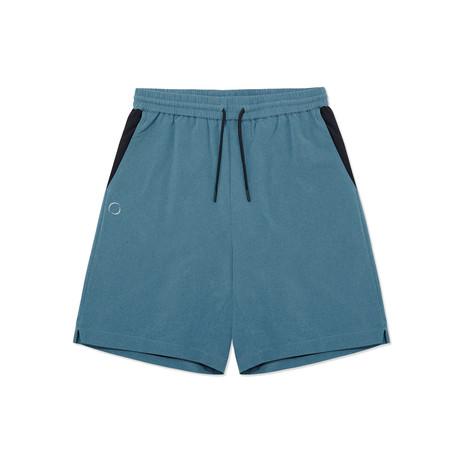 Eco Warrior II Shorts // Blue (S)