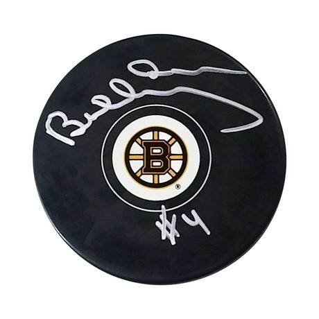 Bobby Orr // Boston Bruins // Autographed Puck