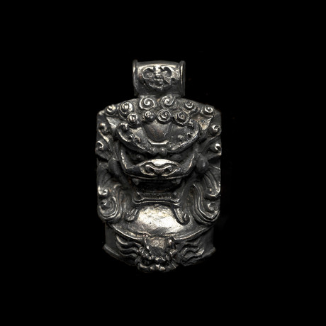 Lion Dog Pendant