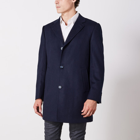 Overcoat // Navy (US: 36R)