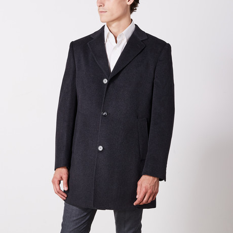 Overcoat I // Gray (US: 36R)