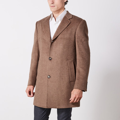Overcoat // Camel (US: 36R)
