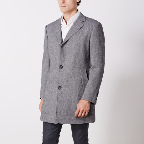 Overcoat II // Gray (US: 36R)