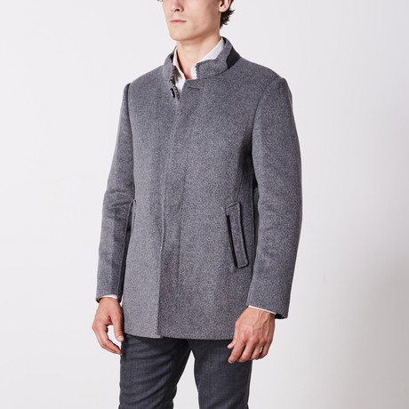 Standard Collar // Dark Gray (US: 36R)