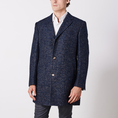 Coat // Blue (US: 36R)