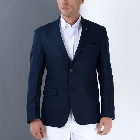 Mads Blazer // Dark Blue (Small)