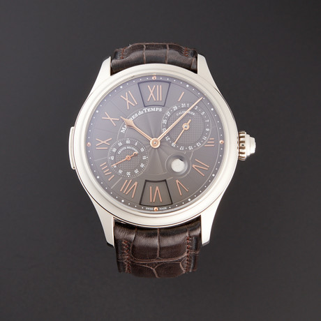 Maitre Du Temps Chapter 3 Manual Wind // C3R.00.00.185 // Store Display