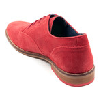 Forsyth // Red Suede (US: 10.5)