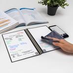 Everlast Notebook + Pen Station Bundle // Lined (Letter Size)