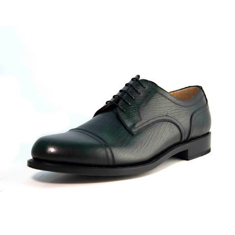 Gino Derby // Dark Green (US: 7)