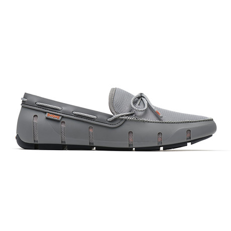 Stride Lace Loafer // Gray (US: 7)